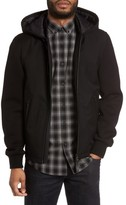 Mackage Men's Mixed Media Hooded Jacket