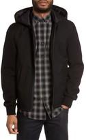 Mackage Men's Mixed Media Hooded Jacket