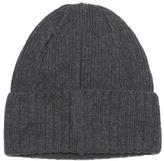 Larose Ribbed-knit Merino-blend Beanie Hat