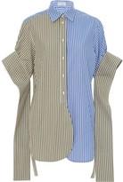 J.W.Anderson sleeve tab shirt