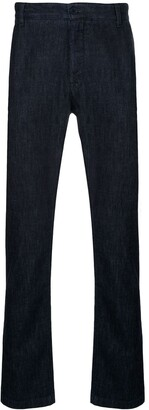 Cerruti Denim Chino Trousers