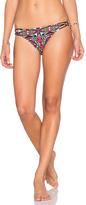 Pilyq Braided Teeny Bikini Bottom