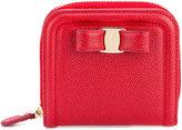 Salvatore Ferragamo Vara coin case - women - Leather - One Size