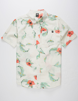 Neff Floral Push Mens Shirt