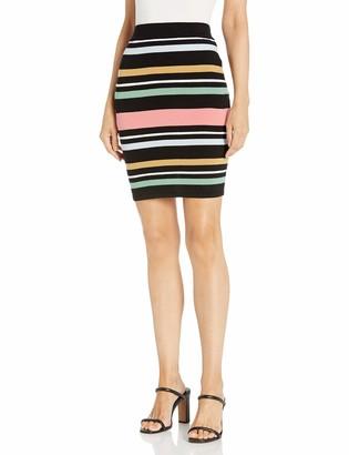 BCBGeneration Women's Mini Sweater Skirt