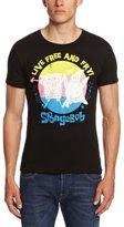 Logoshirt Slim Fit Spongebob-LFAF Logo T-Shirt