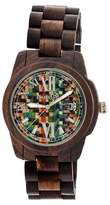 Earth Men's Wristwatch - Brown