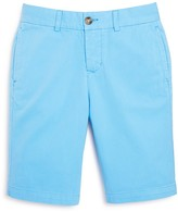 Tailorbyrd Boys' Twill Shorts - Sizes 8-18