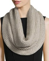 Eileen Fisher Fisher Project Silk Cashmere-Blend Infinity Scarf