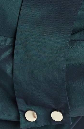 Lafayette 148 New York Women's Markus Empirical Tech Cloth Jacket