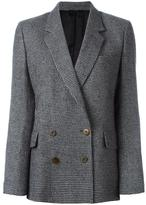 Paul Smith boxy double breasted blazer
