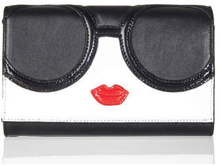 Alice + Olivia Staceface Long Wallet