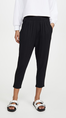 Z Supply Pleated Tapered Pants
