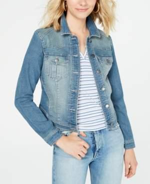 Tinseltown Juniors' Denim Jacket