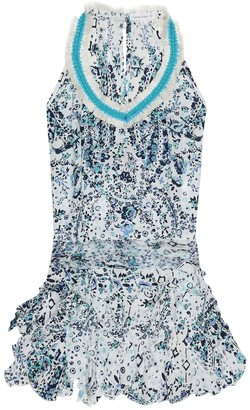 Poupette St Barth Kids Beline floral dress