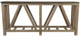 Orient Express Console Table