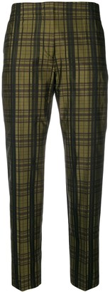 Mantu Metallic Tailored Trousers