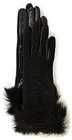 UGG Toscana Shearling Cuff Combo Tech Gloves