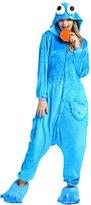 Ninimour Unisex Adult Kigurumi Pajamas Cosplay Costume Sleepwear XL