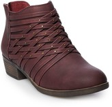 So SO Redfield Women's Ankle Boots