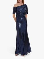 Thumbnail for your product : Gina Bacconi Erin Embellished Maxi Dress