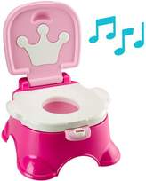 Fisher-Price Stepstool Potty - Pink