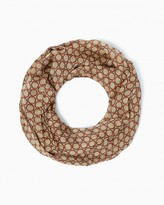 Charming charlie Dockside Days Infinity Scarf