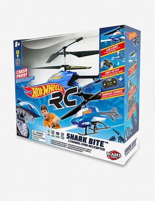 Hot Wheels DRX Shark Bite remote-controlled helicopter