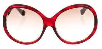 Dita Cover Oversize Sunglasses