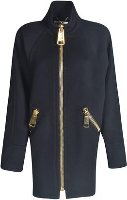 Moschino Side Zip Mid-length Jacket