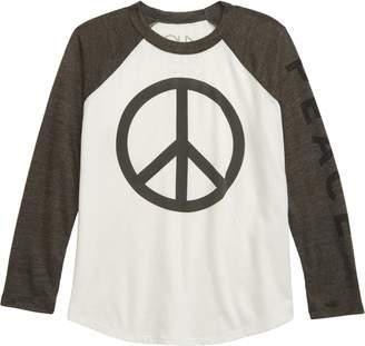 Chaser Peace Baseball Shirt