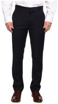 Perry Ellis Portfolio - Slim Fit Flat Front Neat Pant Men's Dress Pants