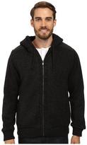 DKNY L/S Sherpa Lined Full Zip Hooded Sweater