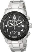 Tissot Men's T0394172105700 V8 Analog Display Swiss Quartz Watch