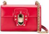 Dolce & Gabbana lucia small satchel - women - Calf Leather/metal - One Size