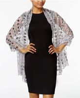 INC International Concepts Diamond Pailette Evening Wrap, Only at Macy's