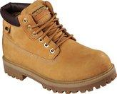 Skechers Men's Sergeants Verdict Rugged Ankle Boot Size 7.5 W