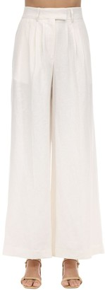 Remain Kit Linen Wide Leg Pants