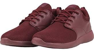 Urban Classics Light Runner Shoe Unisex Adult Training Shoes Size: 42 EU ()