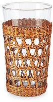Southern Living Rattan Collection Barbados Highball Glass