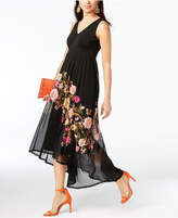 INC International Concepts Printed High-Low Dress, Only at Macy's