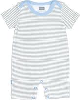 Kushies Light Gray Romper - Infant