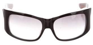 Missoni Gradient Square Sunglasses