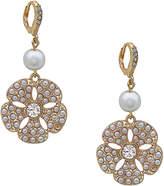 Nina Flower Drop Earrings