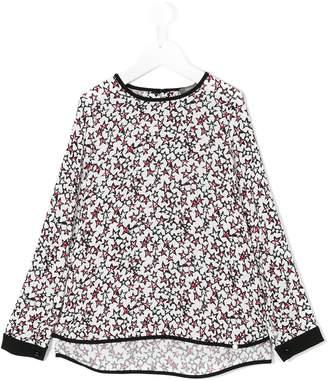 Miss Grant Kids Star print blouse