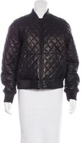 Alexander Wang Quilted Leather Jacket
