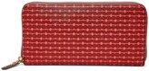 Fossil Jayda Key Stripe Zip Clutch Wallet
