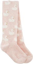 Monsoon Baby Fluffy Swan Tights
