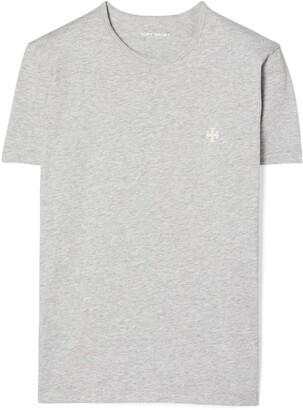 Tory Burch Melange Ringer T-Shirt