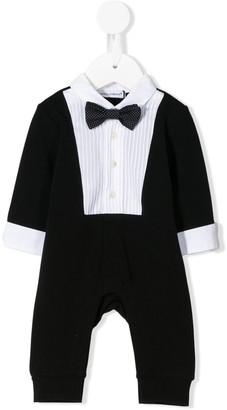 Dolce & Gabbana Kids Tuxedo Romper Suit